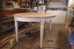 table ovale ralonge 2