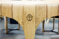Table cavaroque